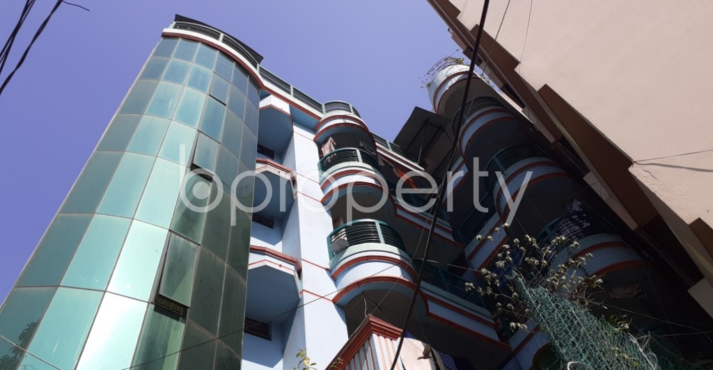 Front view - 3 Bed Apartment to Rent in New Market, Dhaka - 1954592