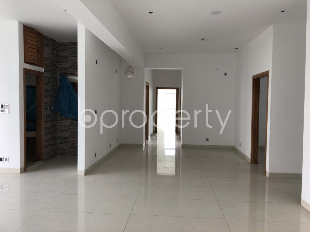 Dining area - 4 Bed Apartment for Sale in Gulshan, Dhaka - 1937039