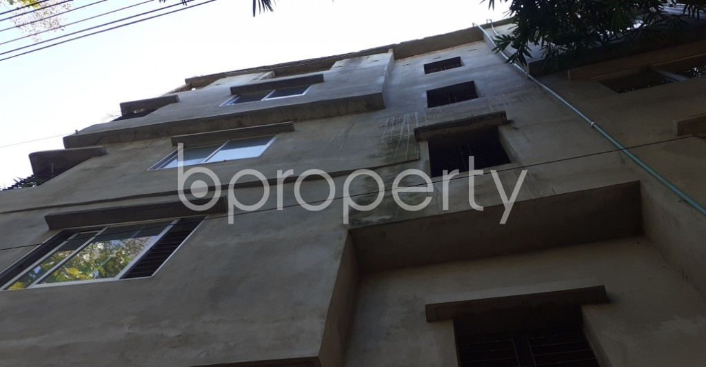 Outside view - 2 Bed Apartment to Rent in 15 No. Bagmoniram Ward, Chattogram - 1954736