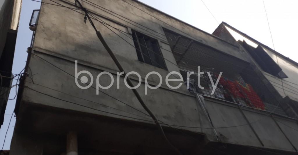 Outside view - Shop to Rent in Dhanmondi, Dhaka - 1954774
