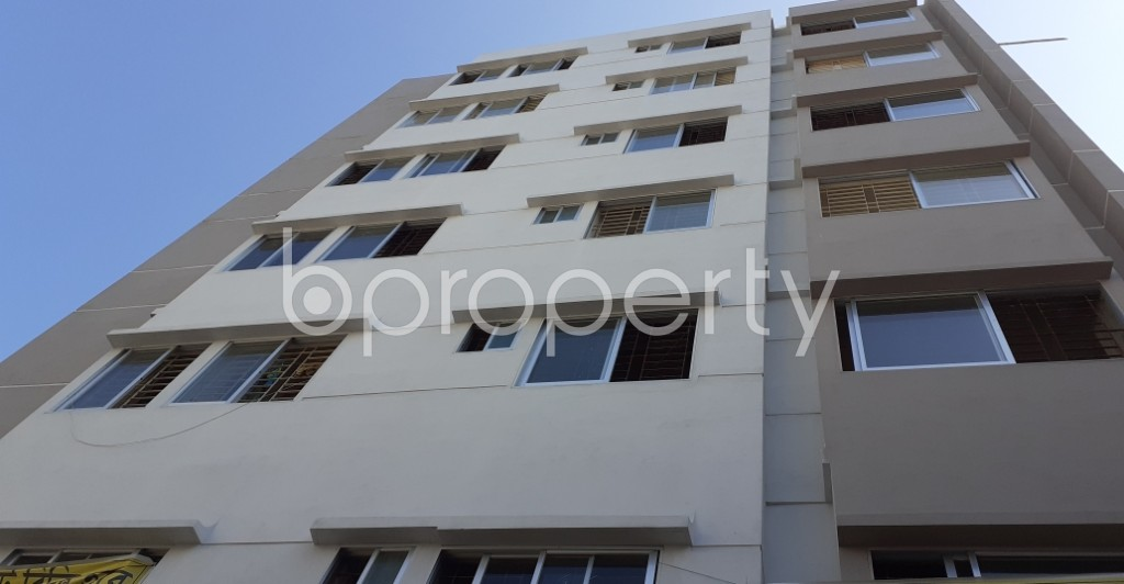 Outside view - 2 Bed Apartment for Sale in Dhanmondi, Dhaka - 1954785