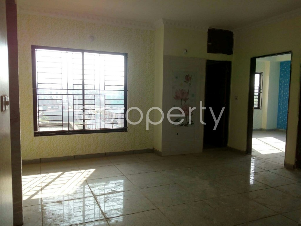 Dine/Dining - 3 Bed Apartment for Sale in Mirpur, Dhaka - 1954823
