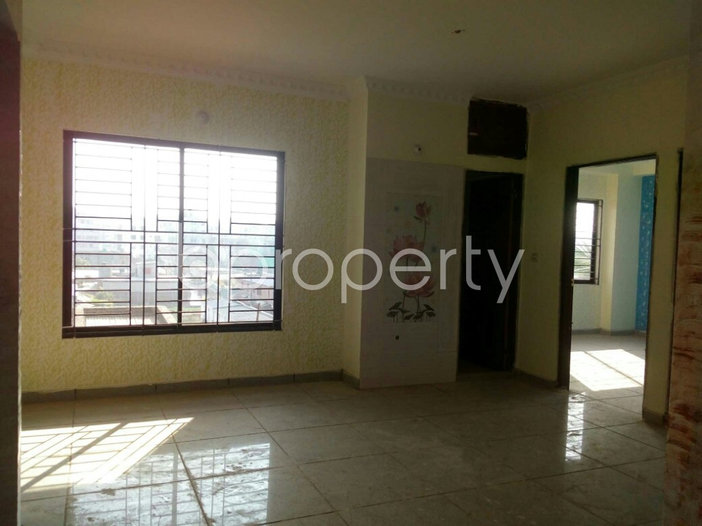 Dine/Dining - 3 Bed Apartment for Sale in Mirpur, Dhaka - 1954827