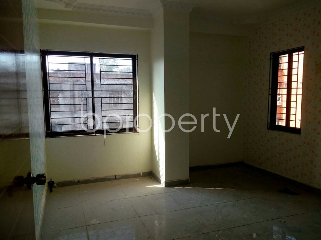 Bedroom - 3 Bed Apartment for Sale in Mirpur, Dhaka - 1954828