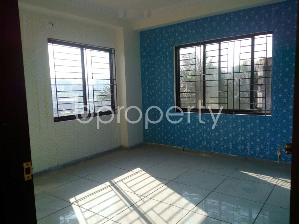 Bedroom - 3 Bed Apartment for Sale in Mirpur, Dhaka - 1954830