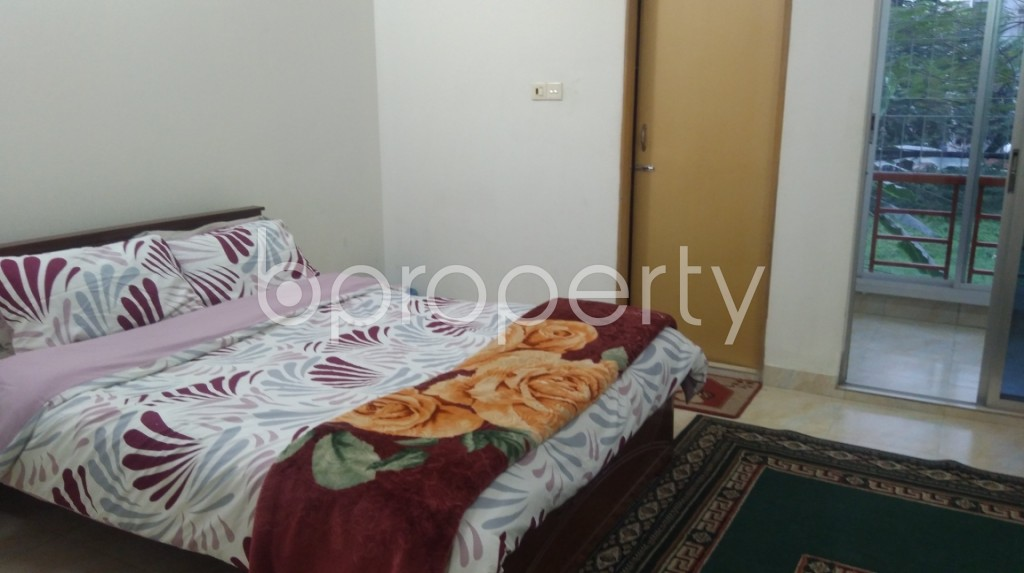 Bedroom - 4 Bed Apartment for Sale in Bashundhara R-A, Dhaka - 1954985