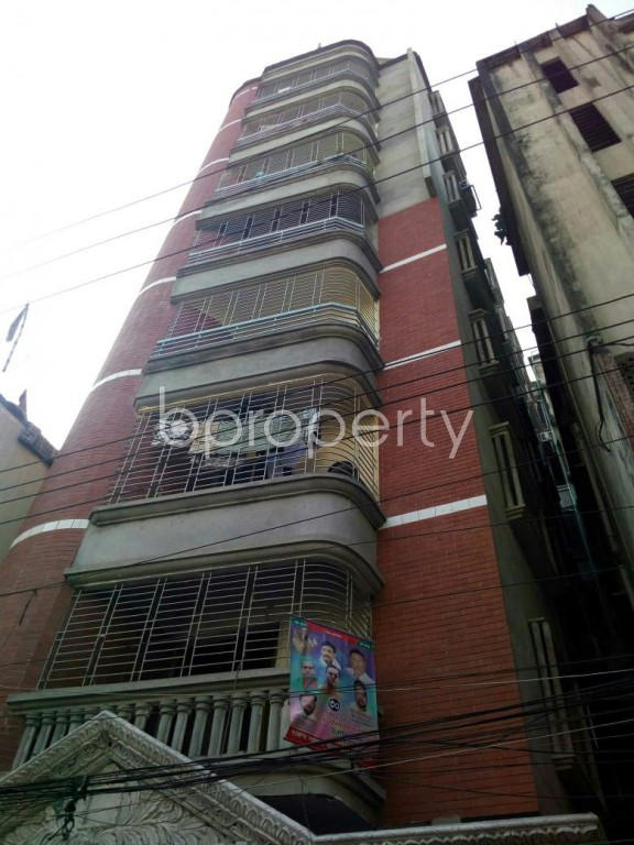 Outside view - 3 Bed Apartment for Sale in Mirpur, Dhaka - 1954997