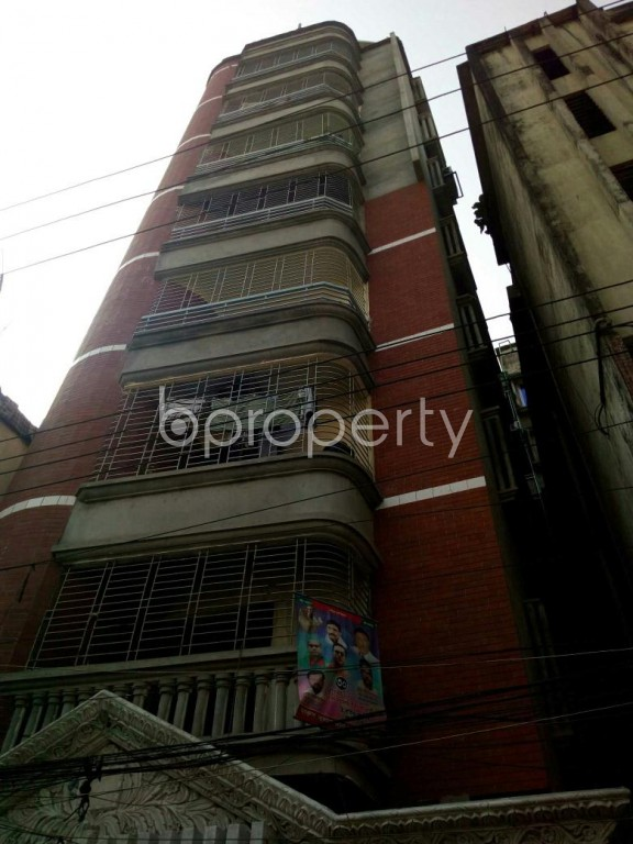 Outside view - 3 Bed Apartment for Sale in Mirpur, Dhaka - 1954998