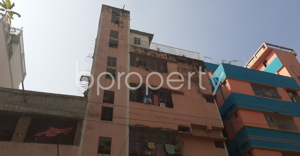 Front view - 2 Bed Apartment to Rent in Dhanmondi, Dhaka - 1955024