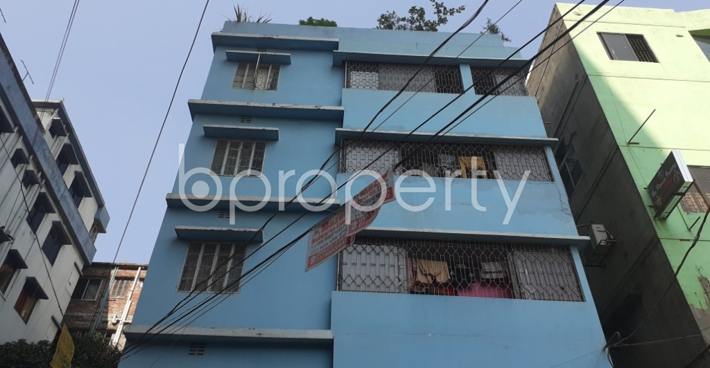 Front view - 3 Bed Apartment to Rent in Dhanmondi, Dhaka - 1955025