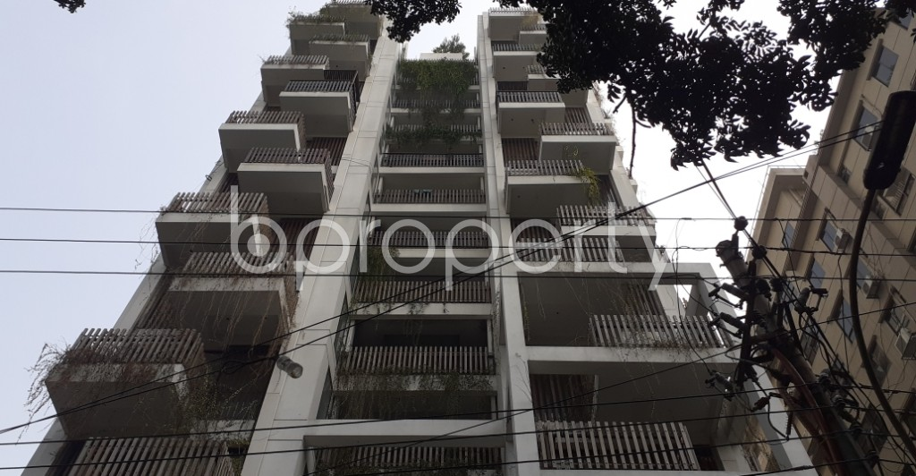 Front view - 4 Bed Apartment to Rent in Gulshan, Dhaka - 1955058