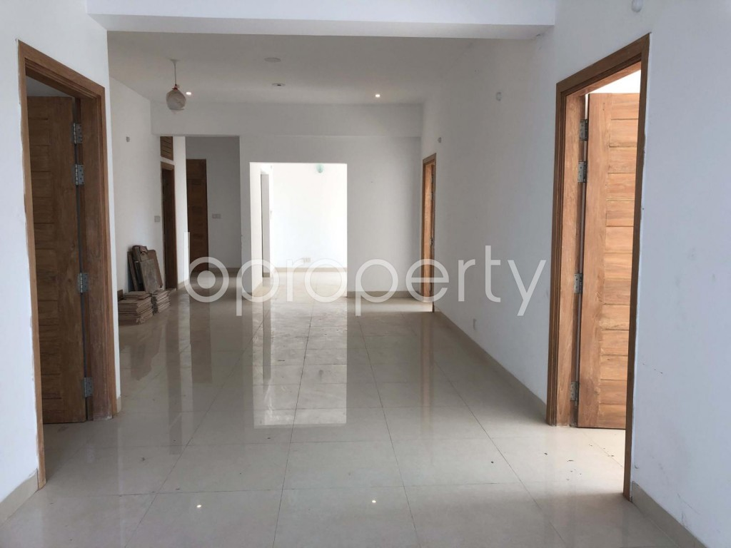 Dining area - 3 Bed Apartment for Sale in Gulshan, Dhaka - 1904674