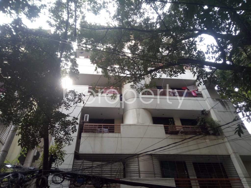Outside view - 3 Bed Apartment to Rent in Banani, Dhaka - 1955108