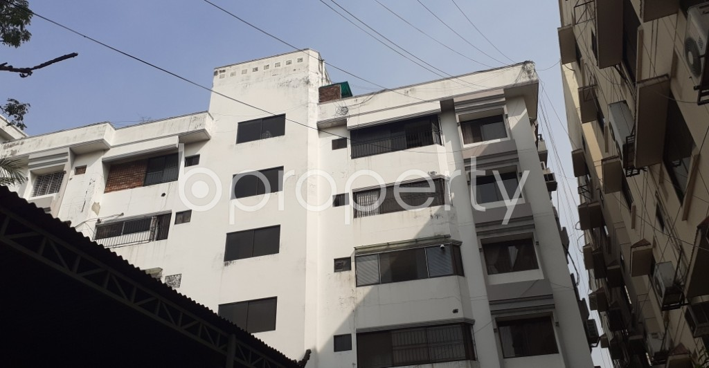 Front view - 3 Bed Apartment to Rent in Gulshan, Dhaka - 1955194