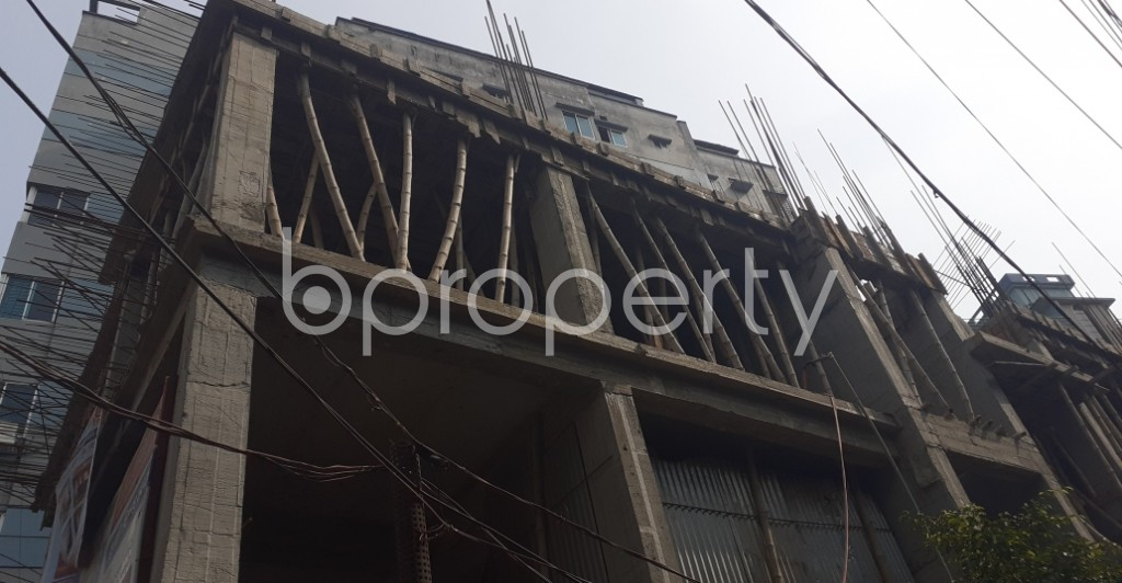 Outside view - 2 Bed Apartment for Sale in Dhanmondi, Dhaka - 1955233