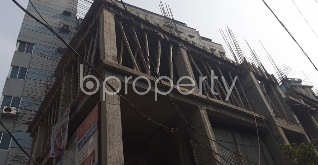 Outside view - 2 Bed Apartment for Sale in Dhanmondi, Dhaka - 1955234