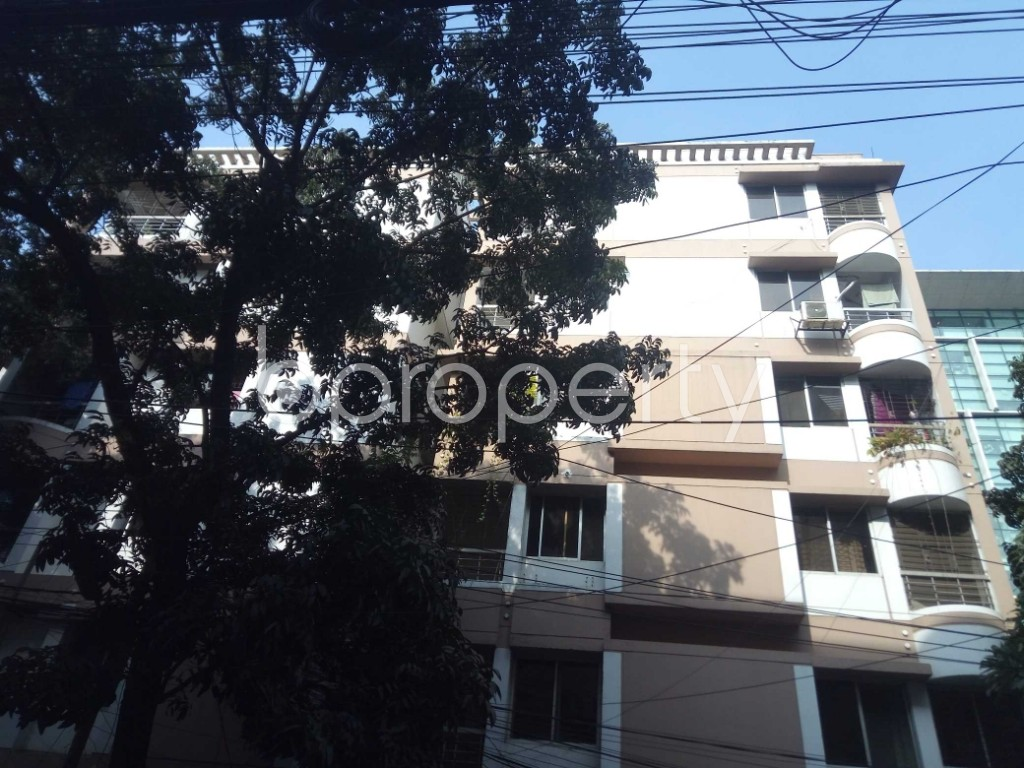 Outside view - 3 Bed Apartment to Rent in Banani, Dhaka - 1955239