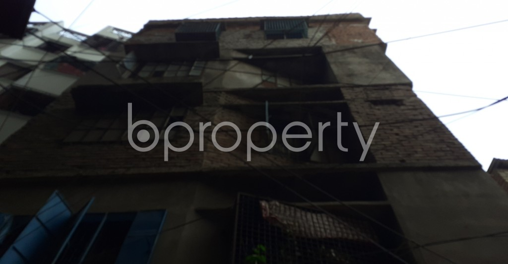 Front view - 2 Bed Apartment to Rent in New Market, Dhaka - 1955452