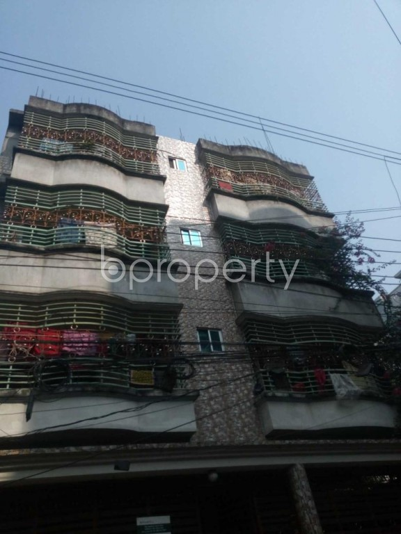 Front view - 2 Bed Apartment to Rent in Uttara, Dhaka - 1955463