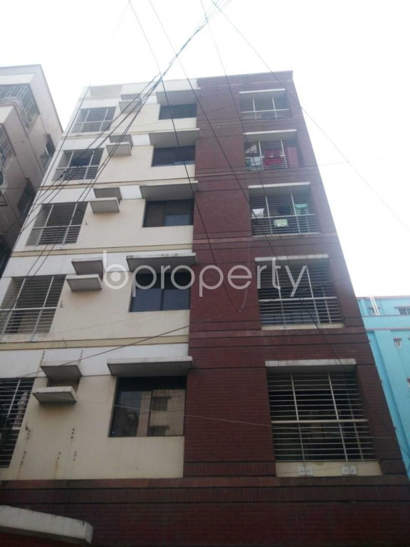 Front view - 3 Bed Apartment to Rent in Uttara, Dhaka - 1955472