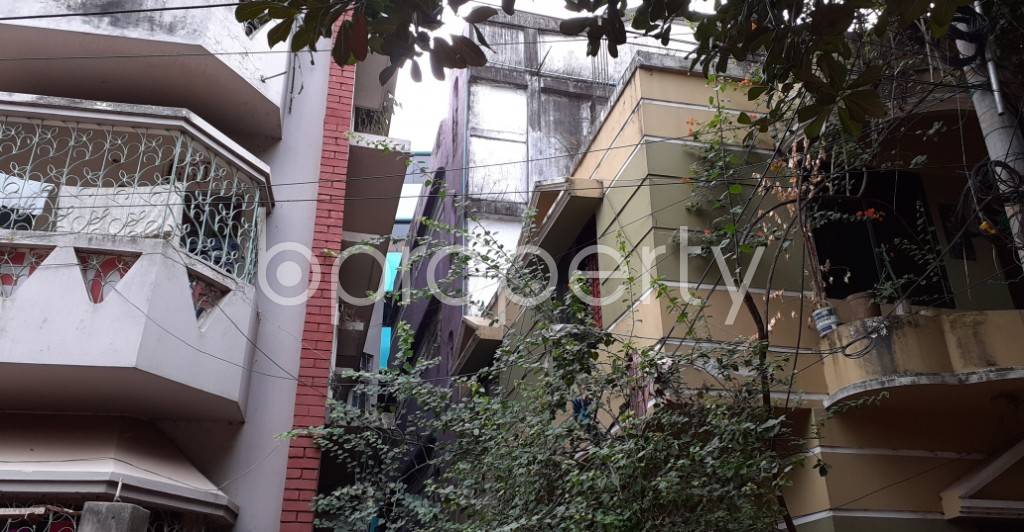 Front view - 1 Bed Apartment to Rent in 10 No. North Kattali Ward, Chattogram - 1955501