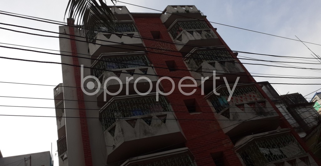 Front view - 3 Bed Apartment to Rent in 10 No. North Kattali Ward, Chattogram - 1955508