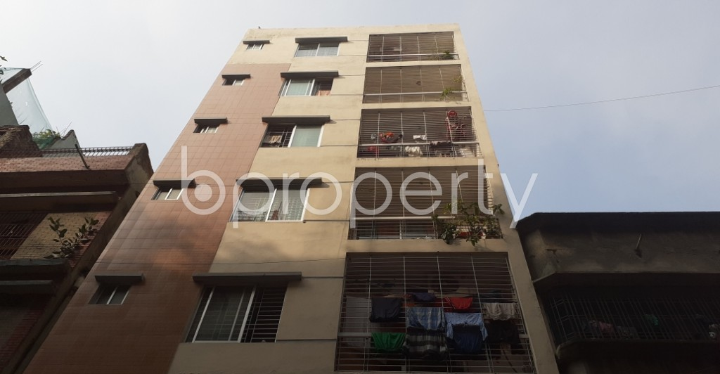 Front view - 2 Bed Apartment to Rent in Mohammadpur, Dhaka - 1955548