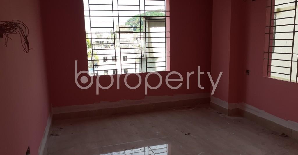Bedroom - 2 Bed Apartment for Sale in 15 No. Bagmoniram Ward, Chattogram - 1955622