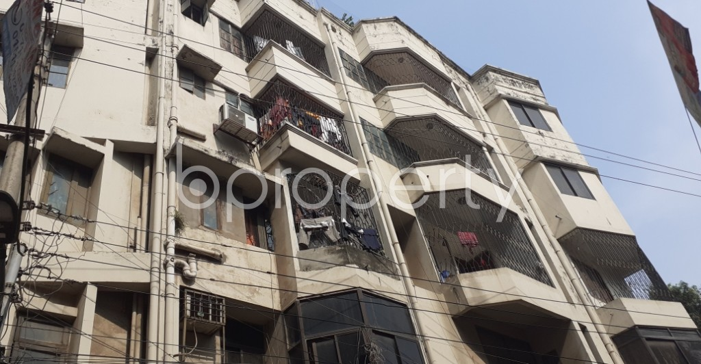 Outside view - 3 Bed Apartment to Rent in Dhanmondi, Dhaka - 1955666