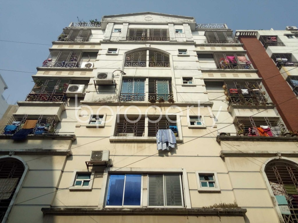 Front view - 3 Bed Apartment to Rent in Uttara, Dhaka - 1955675