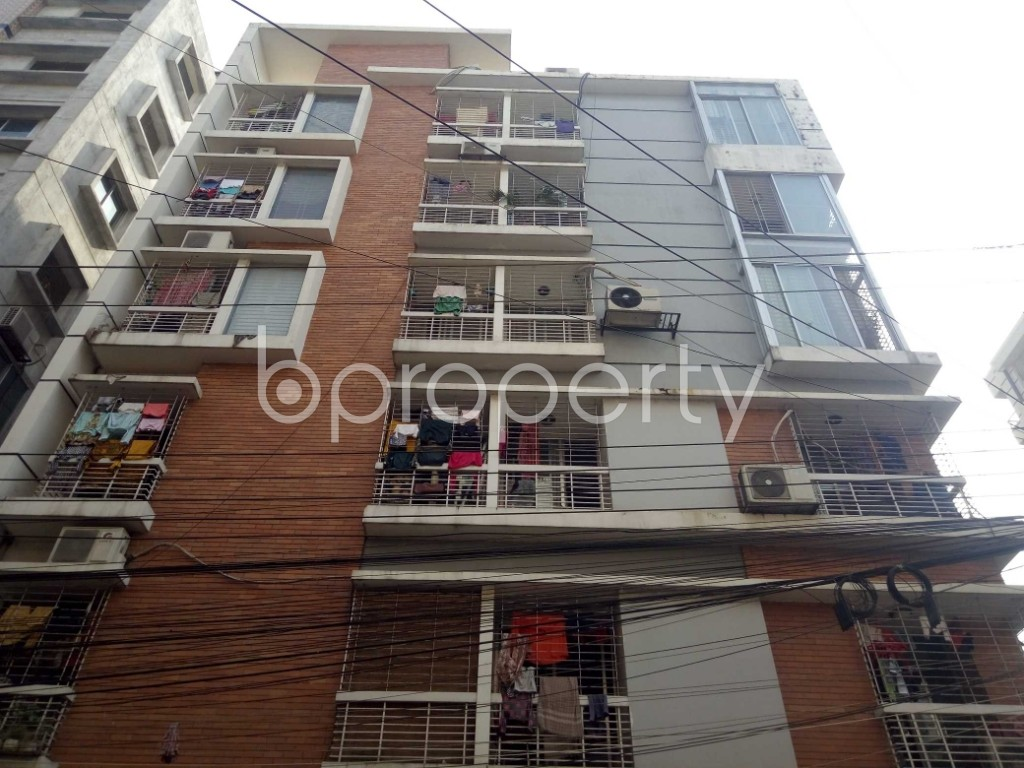 Front view - 3 Bed Apartment to Rent in Uttara, Dhaka - 1955677