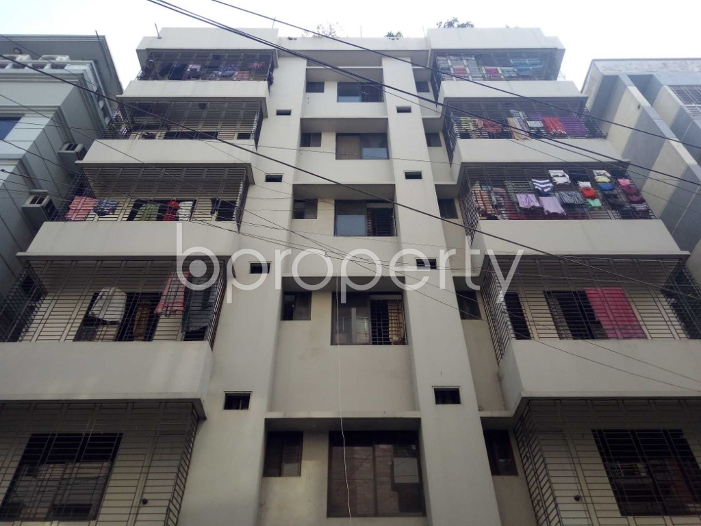 Front view - 3 Bed Apartment to Rent in Uttara, Dhaka - 1955678
