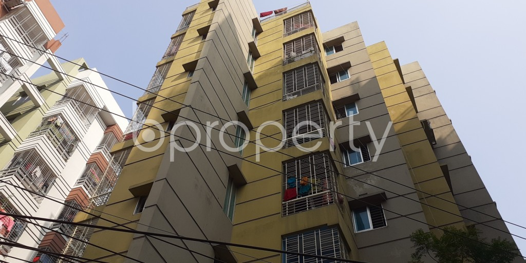 Outside view - 3 Bed Apartment for Sale in Agargaon, Dhaka - 1955690