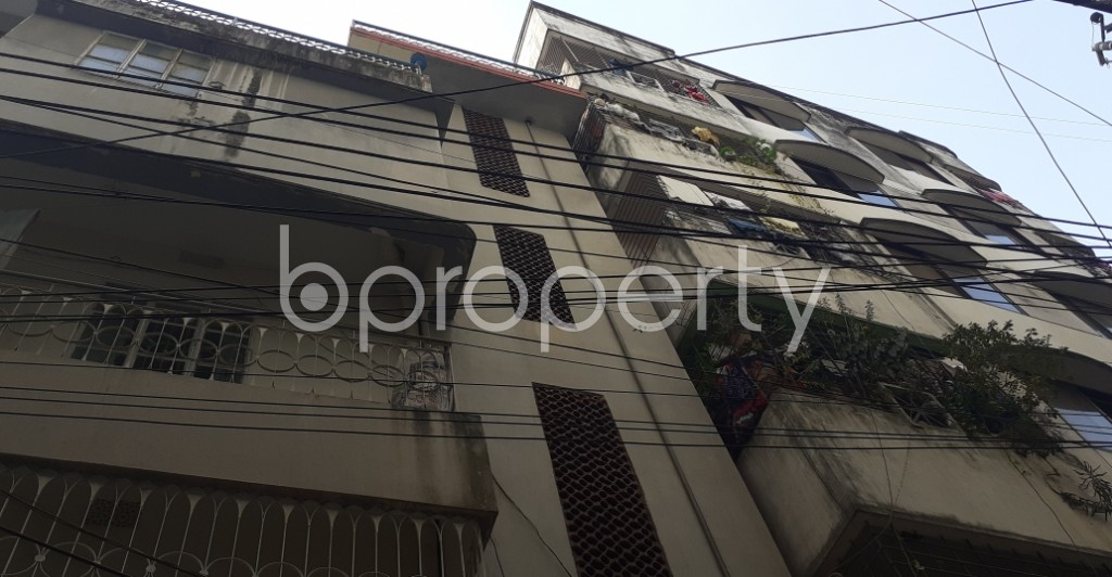 Outside view - 2 Bed Apartment to Rent in Kathalbagan, Dhaka - 1955758