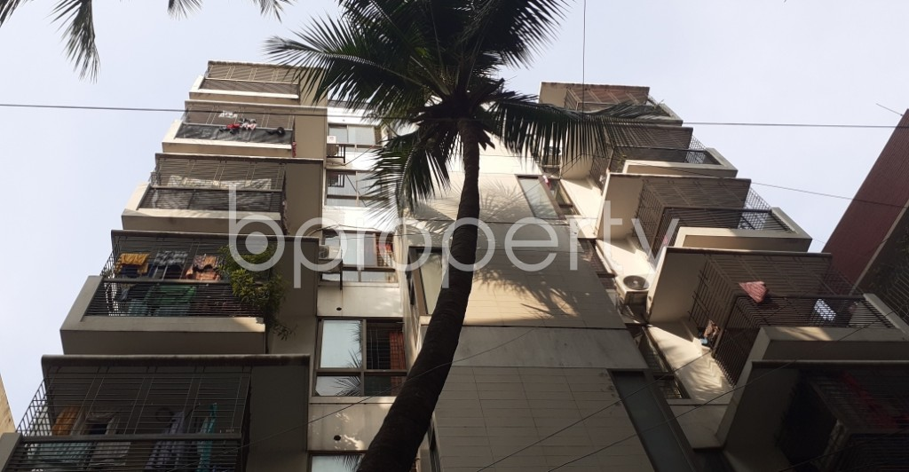 Outside view - 3 Bed Apartment to Rent in Hatirpool, Dhaka - 1955759