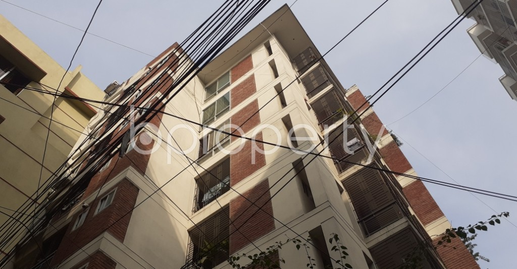Outside view - 3 Bed Apartment to Rent in Kathalbagan, Dhaka - 1955761