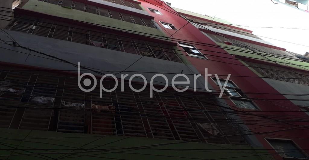Outside view - 2 Bed Apartment to Rent in Kalabagan, Dhaka - 1955764