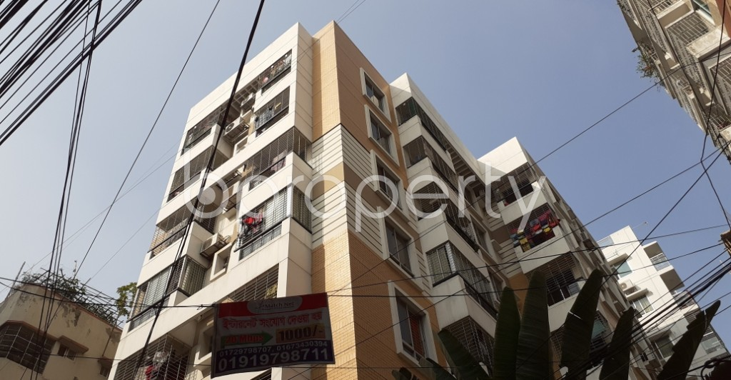 Outside view - 2 Bed Apartment to Rent in Kalabagan, Dhaka - 1955765