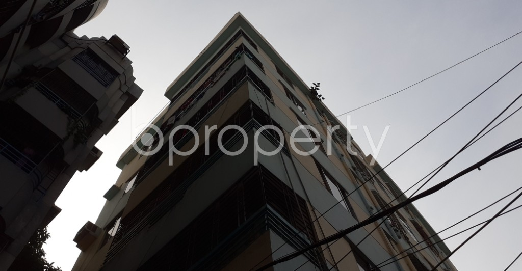 Outside view - 2 Bed Apartment to Rent in Kalabagan, Dhaka - 1955768
