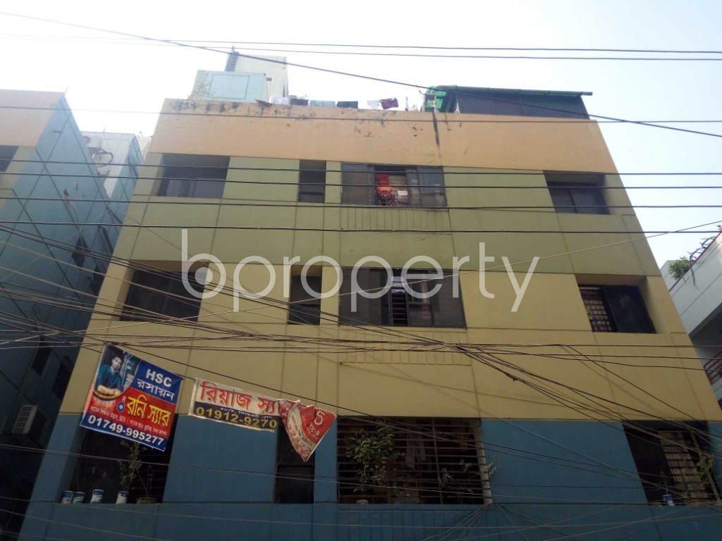 Outside view - 3 Bed Apartment for Sale in Shiddheswari, Dhaka - 1955793
