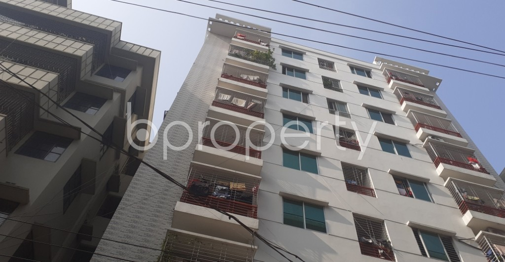 Front view - 3 Bed Apartment to Rent in Mohammadpur, Dhaka - 1955853
