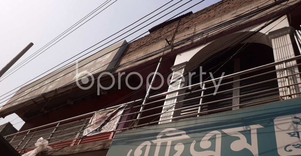 Outside view - Office to Rent in Jatra Bari, Dhaka - 1955857