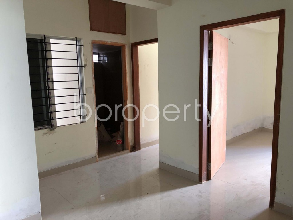 Dining area - 3 Bed Apartment for Sale in Bashundhara R-A, Dhaka - 1918680