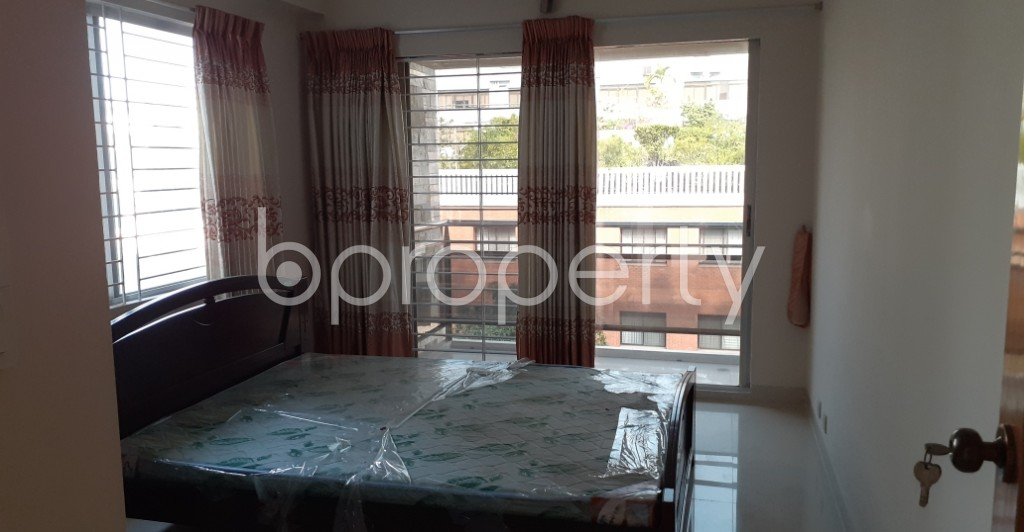 Bedroom - 3 Bed Apartment to Rent in Gulshan, Dhaka - 1955917