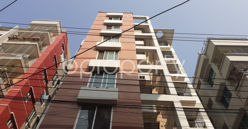 Front view - 3 Bed Apartment for Sale in Mirpur, Dhaka - 1955941