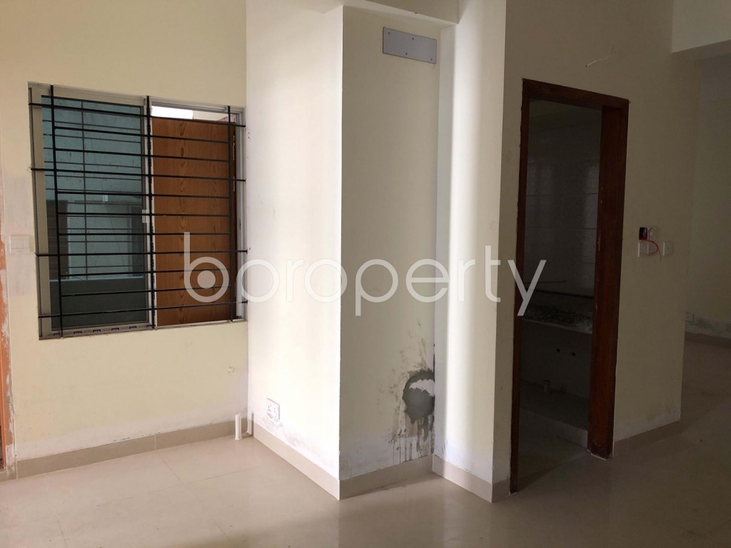 Dining area - 3 Bed Apartment for Sale in Bashundhara R-A, Dhaka - 1918686