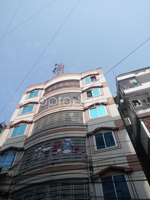 Front view - 1 Bed Apartment to Rent in Uttara, Dhaka - 1955973
