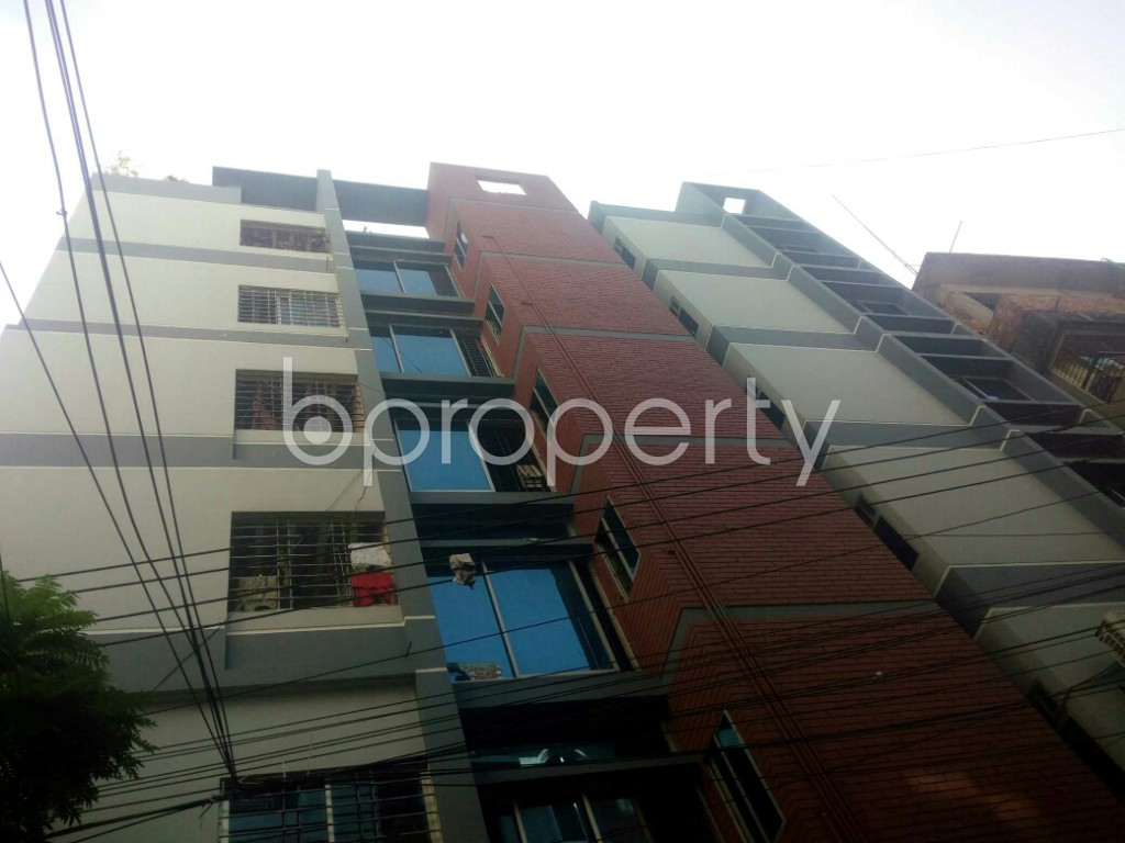Front view - 3 Bed Apartment for Sale in Uttar Lalkhan, Chattogram - 1955988