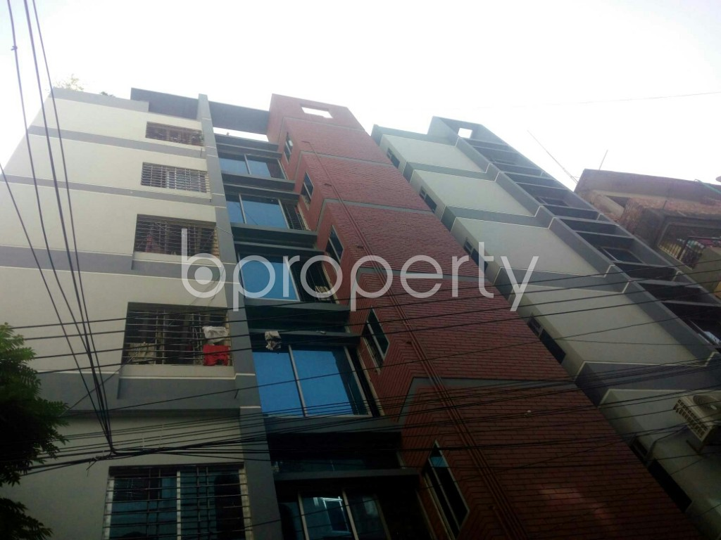 Front view - 2 Bed Apartment for Sale in Uttar Lalkhan, Chattogram - 1955989