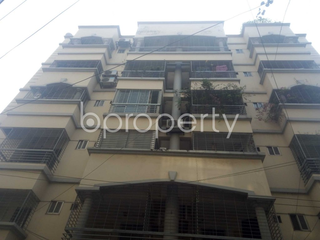 Front view - 3 Bed Apartment to Rent in Gulshan, Dhaka - 1955992